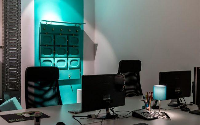 Workplace, Desktop,